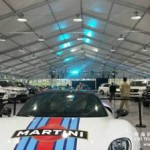 High Classic Exhibition Tent,Shining Cars Luxury Auto Show