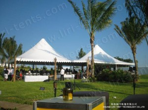 Our tent in Mexico(4)