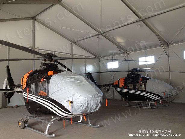 ... insulated roof cover insulated sandwich panel walls large span flexible lifting doors colorful steel walls LED lighting working doors ... & Warehouse Tent for sale for Helicopter u2014 Marquee Tents for Sale
