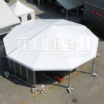 Decagonal Tent for sale