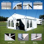 New Party Marquee For Outdoor Camping For Sale