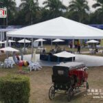 tent for horse riding