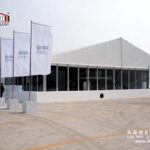 Advantages of tents standardization production