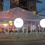 Large Party Marquee Tents