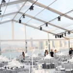 Luxury White Wedding Marquee Tents