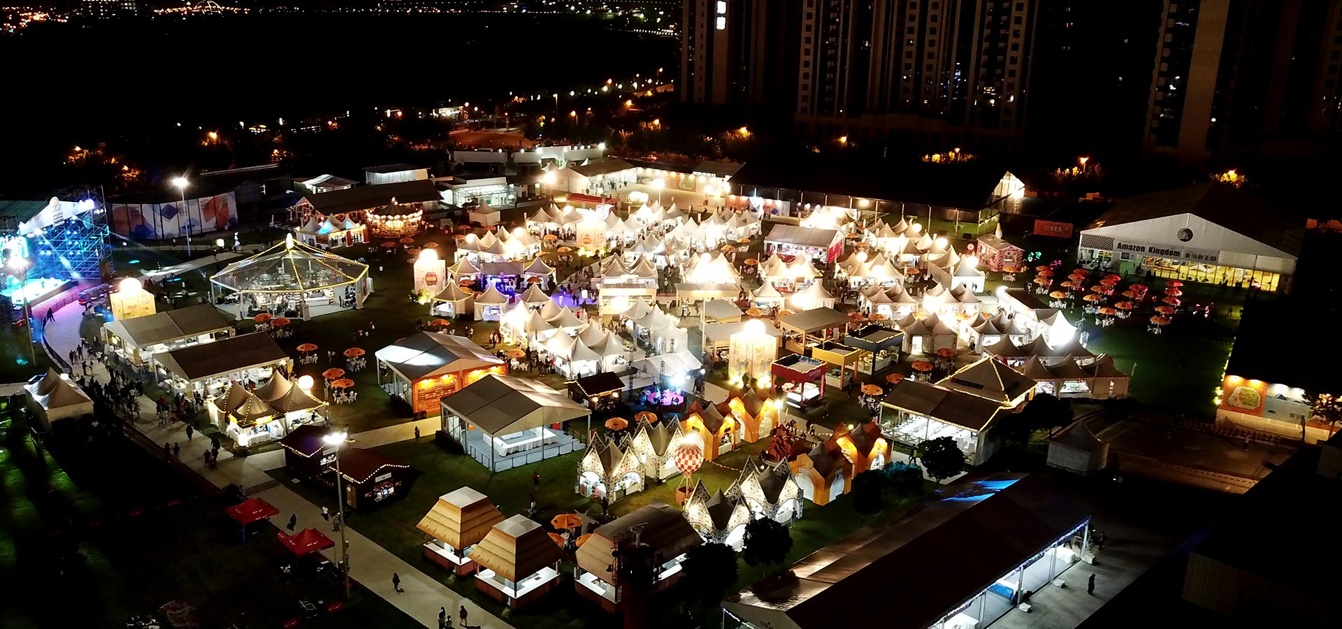Event Marquee Tents
