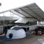 Ball Marquee Sphere Tents Manufacturer China