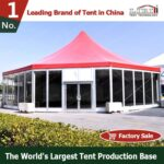 Multi-sides Marquee Tent For Summer Outdoor Event