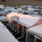 Effects of Inclement Weather on a Tent
