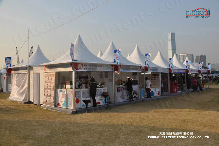 High Peak Pagoda Tent For Outdoor Party Event