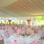 Different styles and types of wedding tent rental