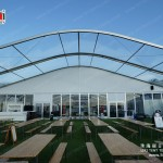 Aluminum Dome Arcum Shaped Tents from China Liri Tent Manufacturer