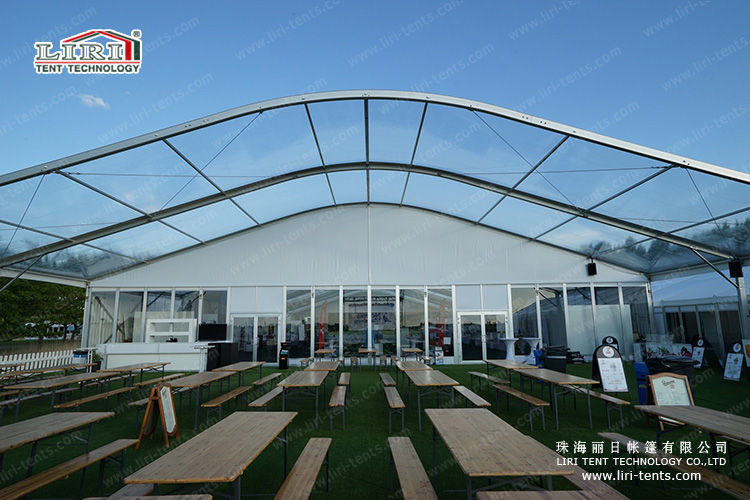 Europe Arcum Tent for PGA Golf Event