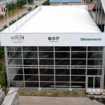 Cube Double Decker Structure from China Best Tent Company