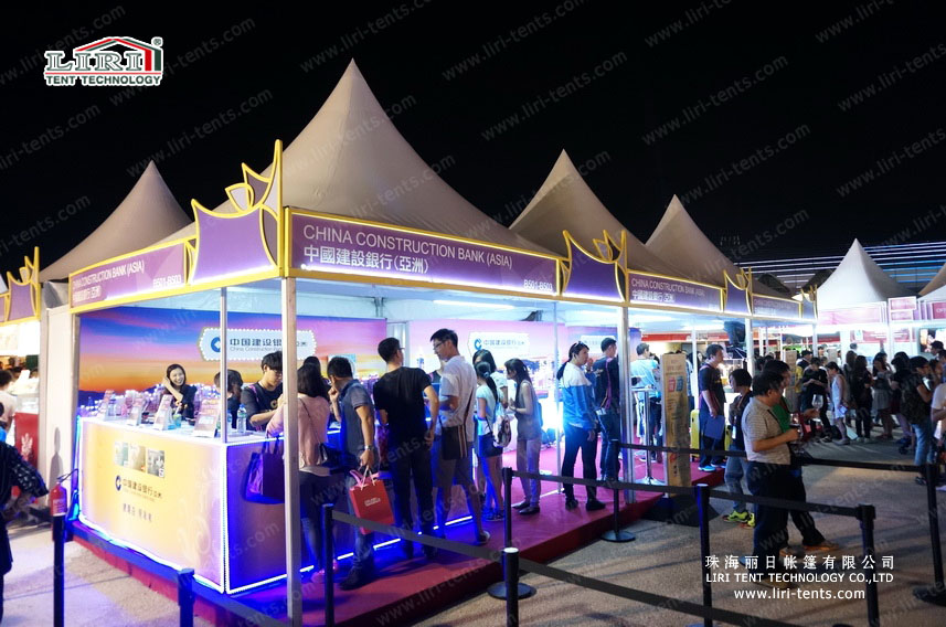 Liri Tents for HongKong Wine Festival 2014 (7)