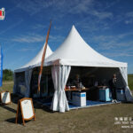 LIRI TENT Wholesale High Peak Pagoda Tent for Events