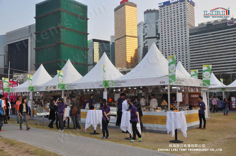 5X5m Sport Tent for World Cup Event, Asian Games, Olympic Game