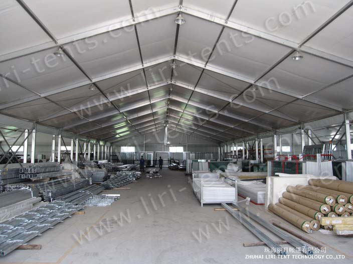 Hard Wall Warehouse Marquee Tent Marquee Tents For Sale