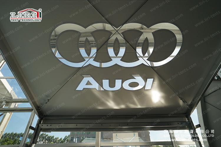 Exhibition Event Marquee,outdoor tent for Audi Promotion