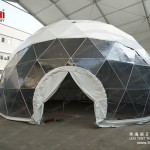 Movable Sphere Circus Marquee For Sale
