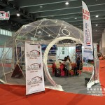 LIRI New design Half Sphere Tent