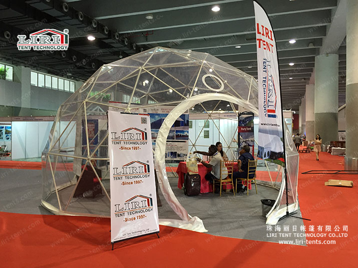 IMG_0734 & 2016 Special Design Half Sphere Tent For Show In China u2014 Marquee ...