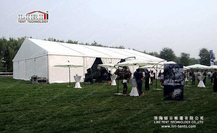 Outdoor Event Tent Marquee for Longines Equestrian Press Conference from China Liri Tent Brand & Outdoor Event Tent Marquee for Longines Equestrian Press ...