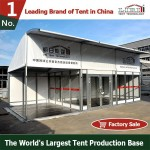 Half Dome Tent Design for Outdoor Promotion