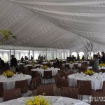 White Wedding Tent for Party