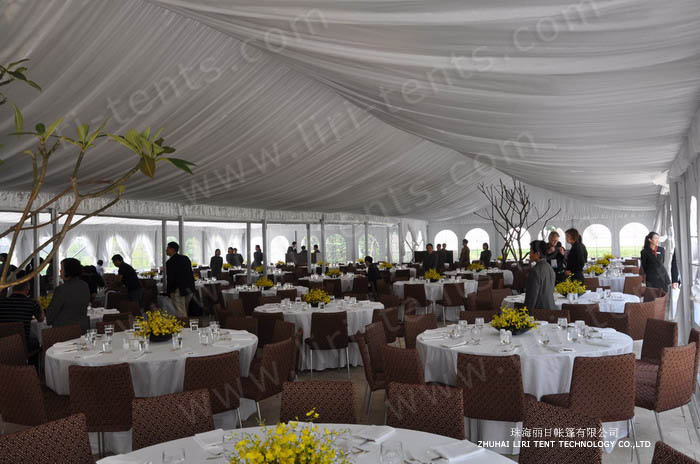 White Wedding Tent for Party & White Wedding Tent for Party u2014 Marquee Tents for Sale
