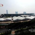 2016 Canton Fair Exhibition Tent Manufacturer China