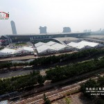 Canton Fair Outdoor Large Event Tent for Auto Show from Liri Tent Brand