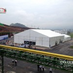 Outdoor Clear Tent for Exhibition Event