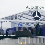 Outdoor Event Tent for Car Show