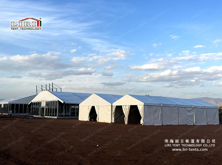 15 by 45 meters marquee tent
