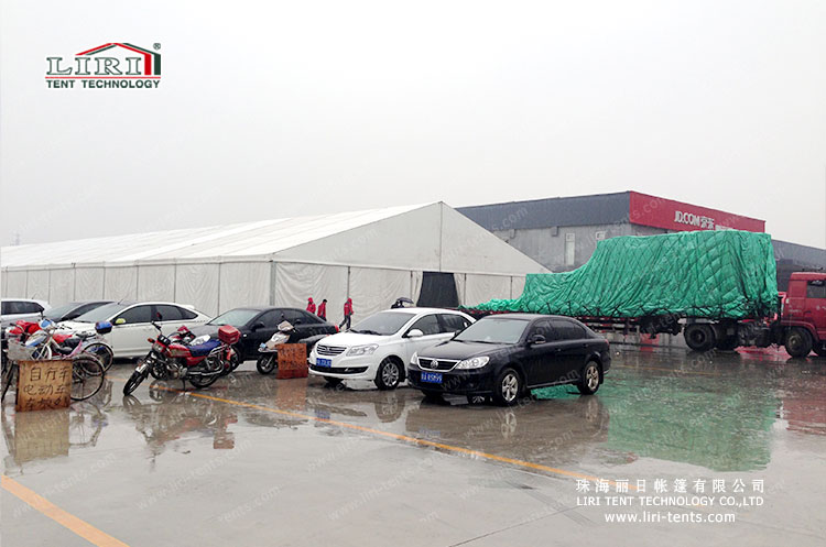 2015 hot sale temporary warehouse tent for storage usage