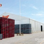 30×100m Temporary Warehouse Building