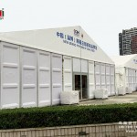 warehosue tent with hard wall outdoor warehouse tent
