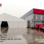 Temporary Warehouse Structures Tent For Storage from Chinese Liri Tent Brand