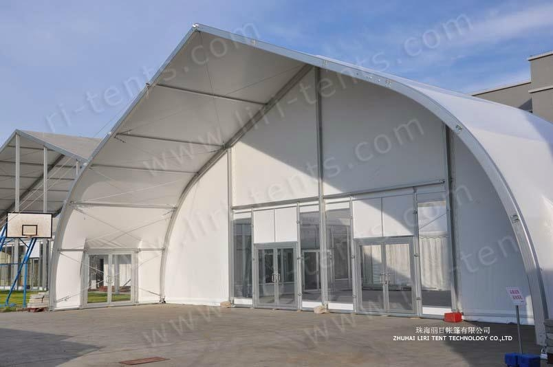 TFS Tent for exhibition