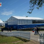 Luxury Sport Tent for Sweden PGA Golf Event