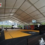 Outdoor Sport Tent for Basketball Court from LIRI TENT Brand