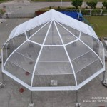 Clear Top TFS Tent for sale