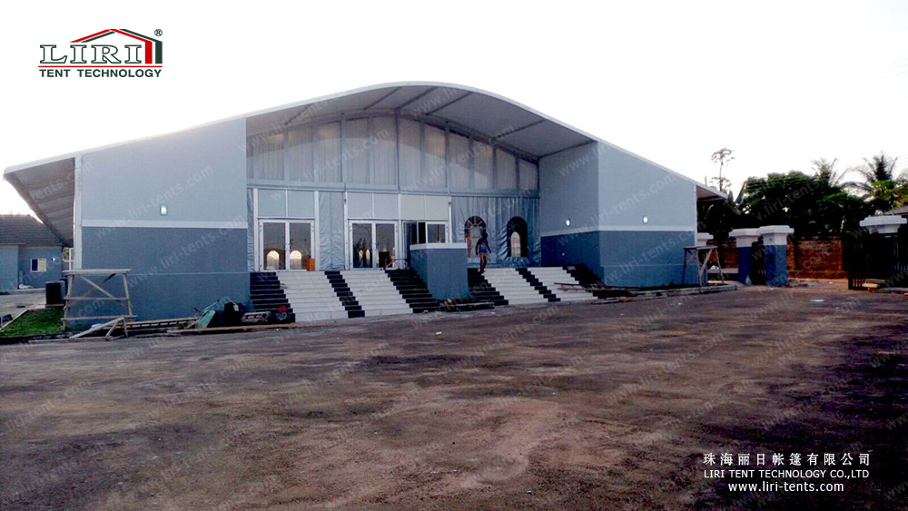 25M Arcum tent (3)  sc 1 st  Marquee Tents for Sale & Movable Arcum Church Tent For Event Center In Nigeria u2014 Marquee ...