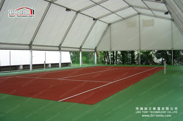 Latest Design Polygon Sports Tent With Large Space For Sports Games