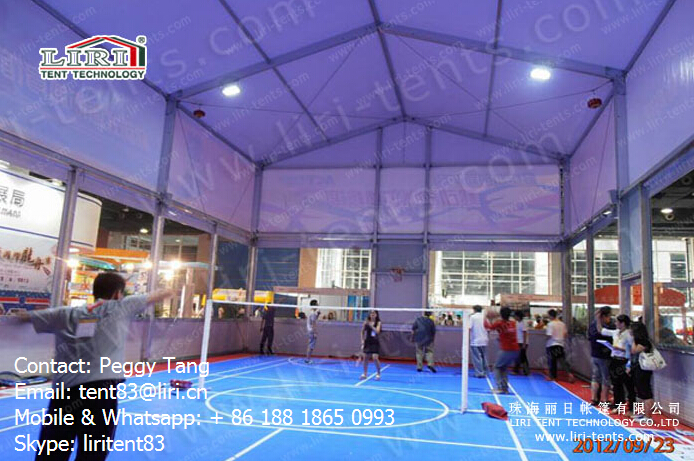 sport tent for game