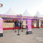 200 People Party Sport Tent for Golf Sports with Nice Decoration