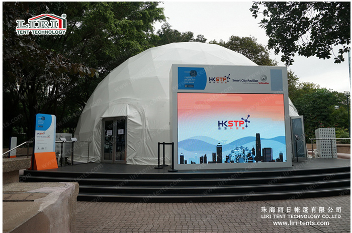 2016 New Half Sphere Tent For Sale