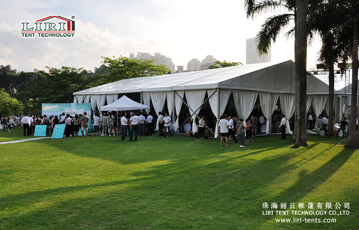 All About Outdoor Wedding Tents