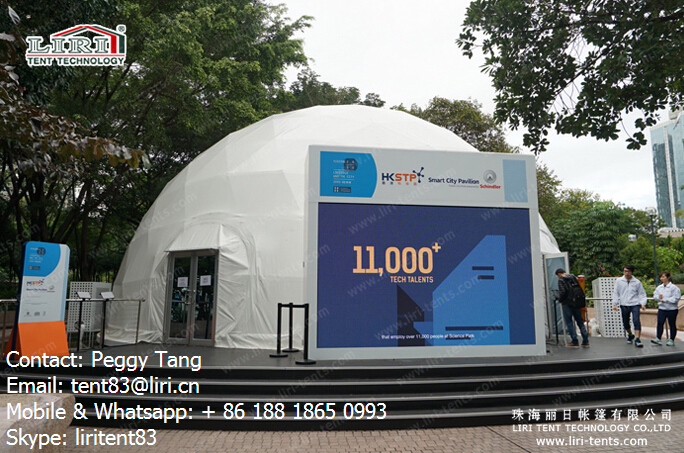 dome round tent
